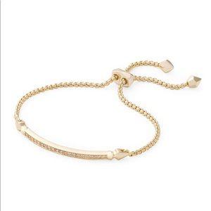 Kendra Scott Ott Gold Adjustable Bracelet